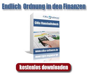 Kostenlose Haushaltsbuch Software
