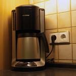 Kaffeekanne reinigen