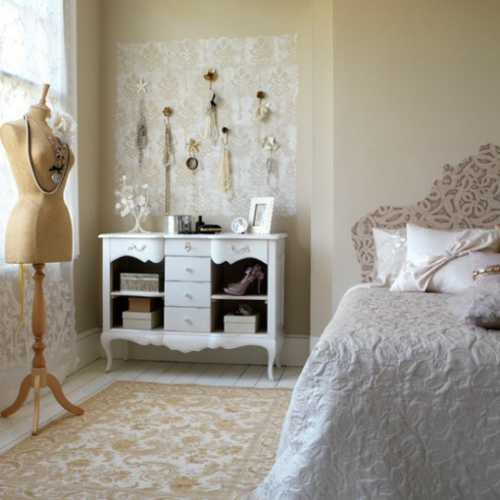 Bild: ©http://cooledeko.de/schlafzimmer/romantische-schlafzimmer-designs.html
