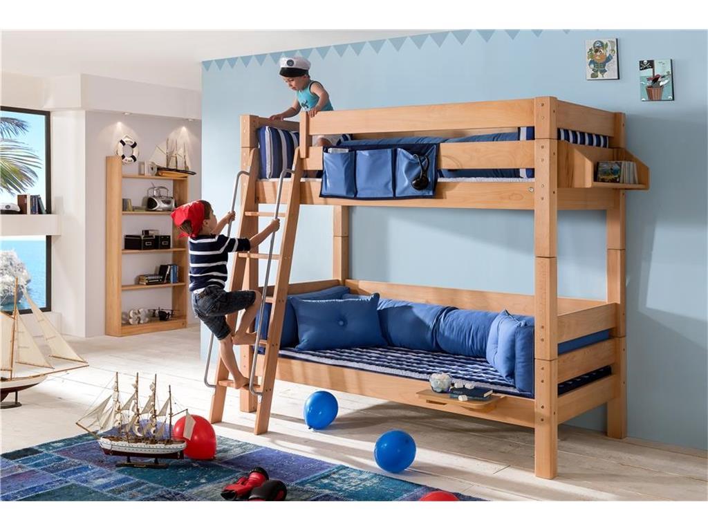 Etagenbett Kind Und Baby : Das mitwachsende hochbett