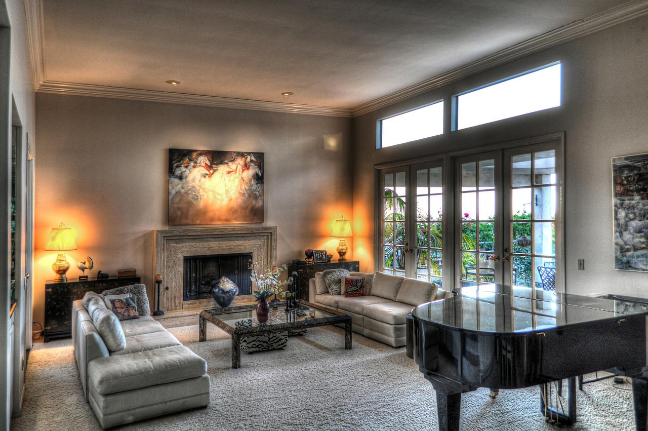 Lebenszentrum wohnzimmer ganz individuell eingerichtet for Wohnzimmer eingerichtet