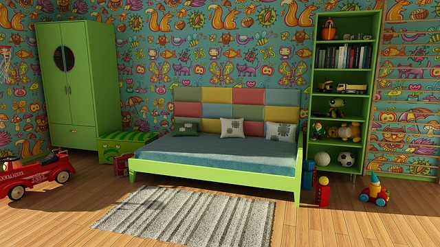ordnung im kinderzimmer so gelingt es richtig. Black Bedroom Furniture Sets. Home Design Ideas