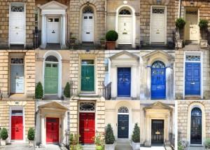 Alles rund um Wohnungstüren - Bild: Bild: © istock.com/mtreasure