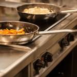 Ofen für die Küche